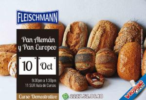 """Curso Demostrativo """"Pan Alemán y Pan Europeo"""""""